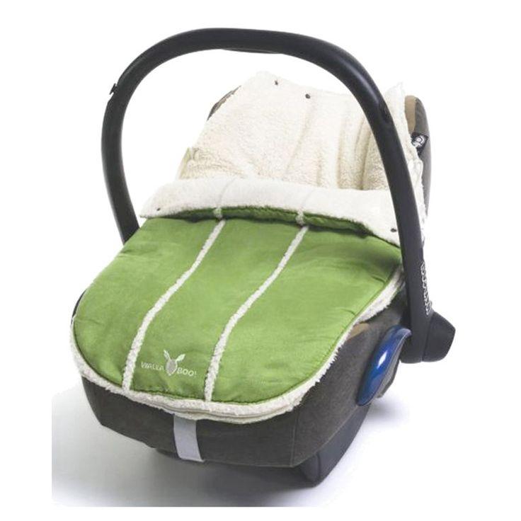 Deze zachte voetenzak maakt het op stap gaan met je baby heel gemakkelijk. Je hebt geen deken of jasje meer nodig. Geschikt voor in de autostoel, de reiswieg of de kinderwagen om je baby warm te houden op koude dagen of tijdens een ochtendwandeling.