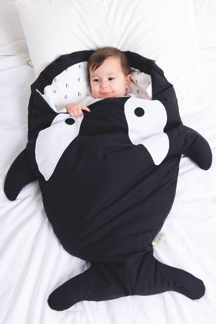 Image result for saco dormir tiburon bebe