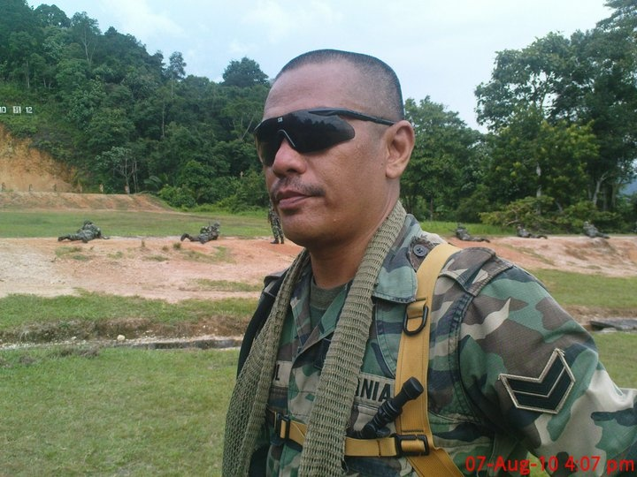 Military training in Thailand with Sjn A. (ICE)