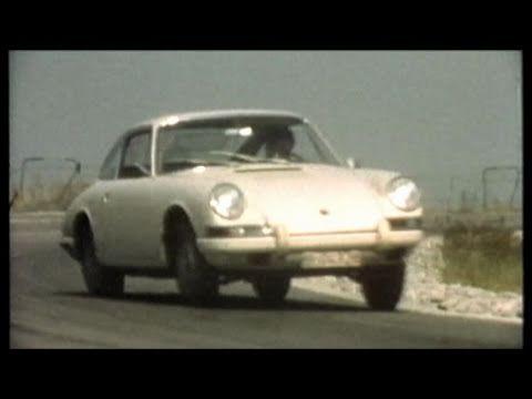 Road Report Porsche: 60 Jahre Porsche - Motorvision blickt zurück - YouTube