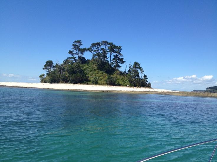 Beehive Island, NZ