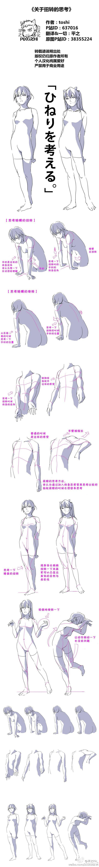 CHARACTER DESIGN REFERENCES | マンガの描き方