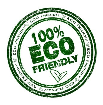 you have entered a eco friendly zone