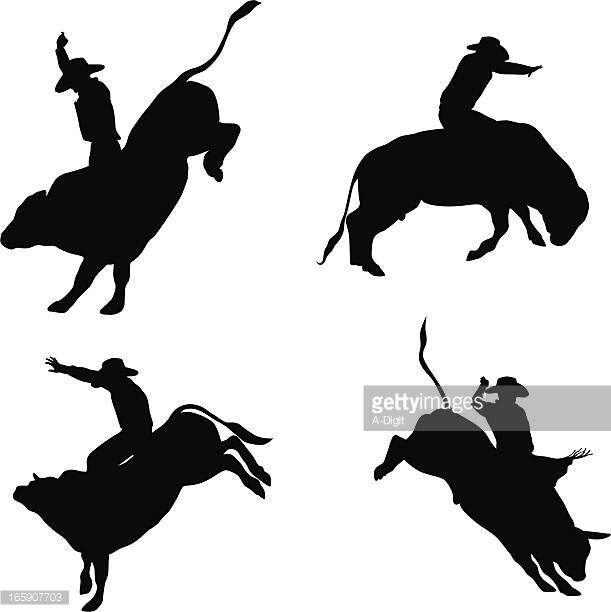 Ilustraciones de Stock y dibujos de Monta De Toro   Getty Images