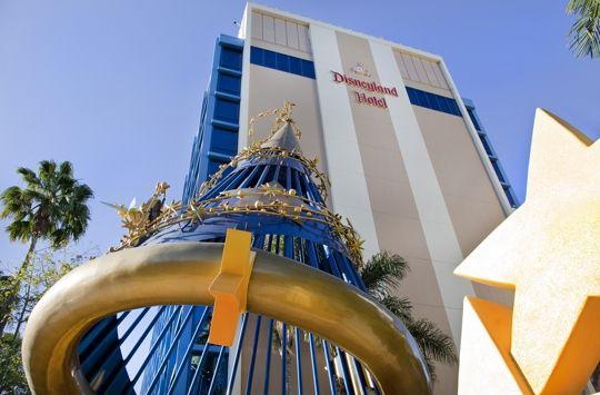 Disneyland Hotel - Anaheim, CA - Kid friendly hotel reviews - Trekaroo  #FamilyTravel