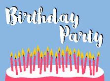 Uitnodiging verjaardag | Kaartenhuis.nl