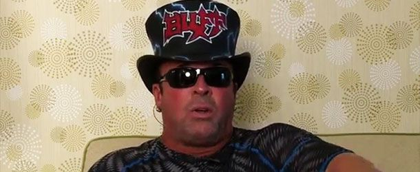 Buff Bagwell Opens Up About His Battle with Alcohol & Drug Addiction