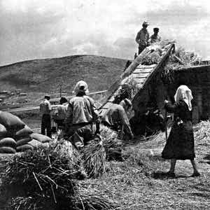 Αγροτική ζωή στη Πελοπόννησο (1952)
