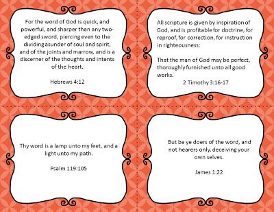 Easy-To-Follow Bible Study Outlines - Home | Facebook