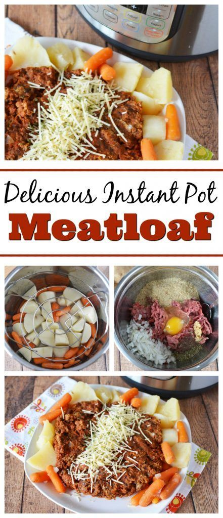 Who doesn't love a delicious meatloaf dinner? Go ahead and try this delicious and easy Instant Pot Meatloaf. I can guarantee it will be a family favorite! https://www.southernfamilyfun.com/instant-pot-meatloaf-recipe/