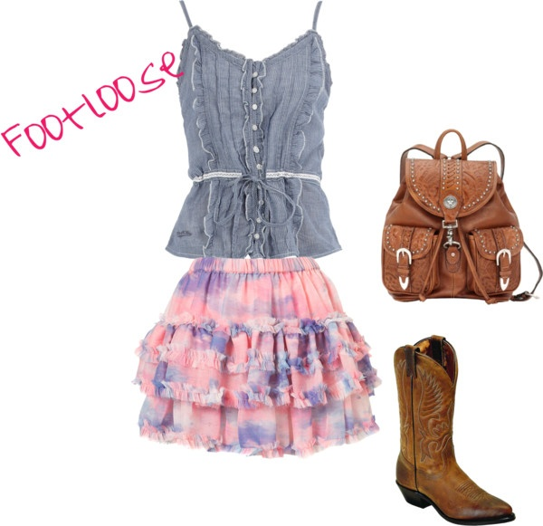 83 best Footloose Costumes images on Pinterest | Footloose ...