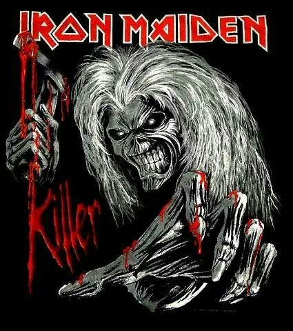 Eddie (Iron Maiden) Killers My favorite album!