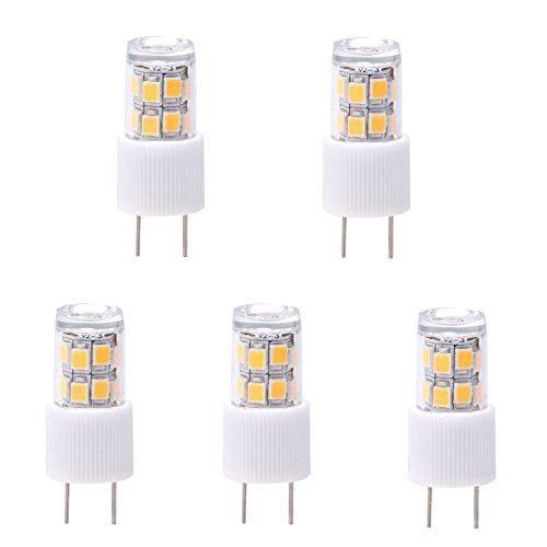 HERO-LED T4 G8 Base Bi-pin Xenon JCD Type LED Halogen Replacement Bulb, Under Counter Kitchen Lighting, Under-cabinet Lighting, Accent Lights, Puck Lights, Desk Lamps, Pendant Lights, Bathroom Vanity Lighting, Landscape Lighting, Other Task Lighting, Dust