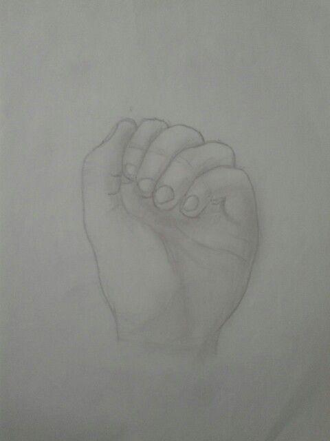 Mistery hand