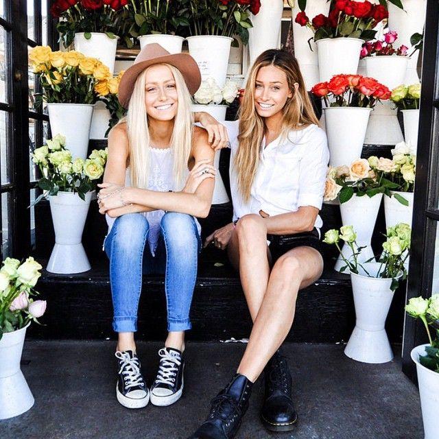 Cait & Shannon Barker