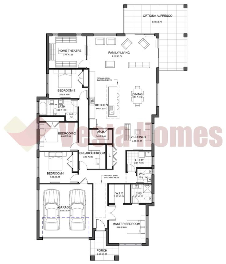 Floor Plan Friday: Laundry position? - Katrina Chambers | Lifestyle Blogger | Interior Design Blogger Australia