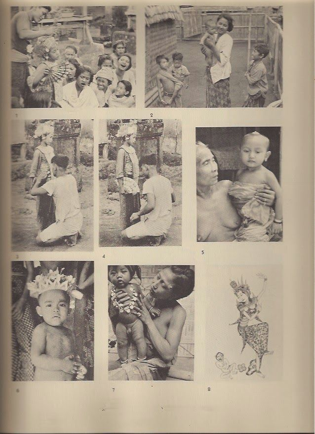Balinese Character: A Photographic Analysis Margaret Mead Gregory Bateson Photography