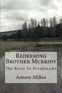 """The Thursday Interview: Antony Millen's """"Redeeming Brother Murrihy"""""""