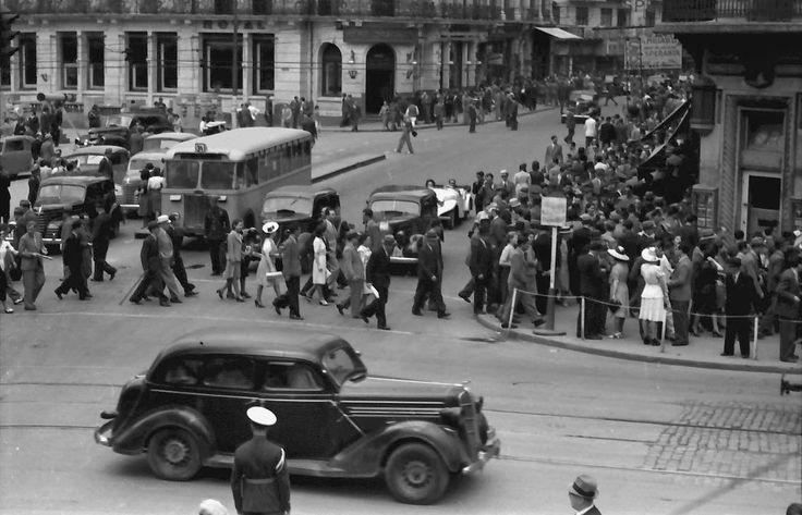 Bucharest, 1941