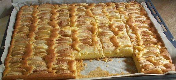 Δες εδώ την μοναδική παραδοσιακή συνταγή για ΓΕΡΜΑΝΙΚΗ ΜΗΛΟΠΙΤΑ Apfelkuchen, μόνο από τη Nostimada.gr