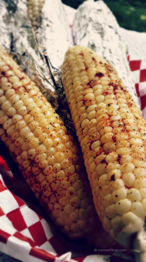 memorial day corn recipes