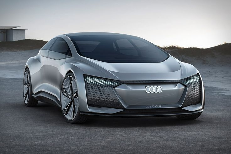 Named for the Audi AI that controls it, the Audi Aicon Concept serves as a design study for the car of the future. The 2+2 vehicle is unencumbered by the need for a steering wheel or pedals, instead giving over...