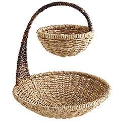 tiered basket Ez nagyon jó, de mire lehet használni?