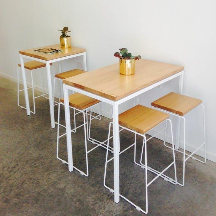 Industrial Coffee Table Set Mau Buka Coffee Shop Atau Pengen Buka