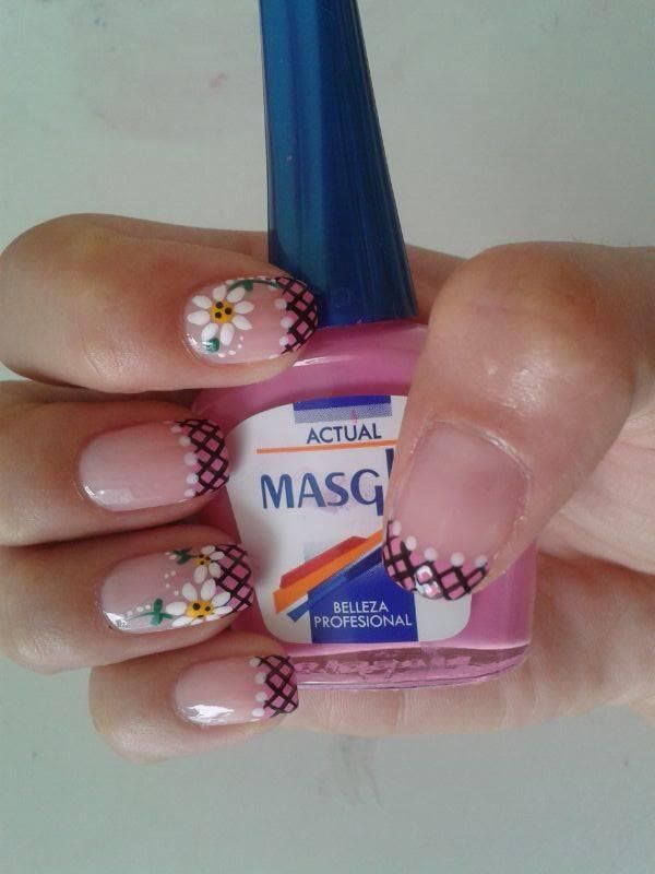 Diseño de @VikyAlexandra vía #Twitter#inspiration #nails #masglo