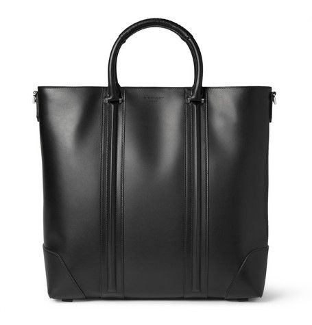 #Givenchy L.C. Leather Tote Bag | MR PORTER