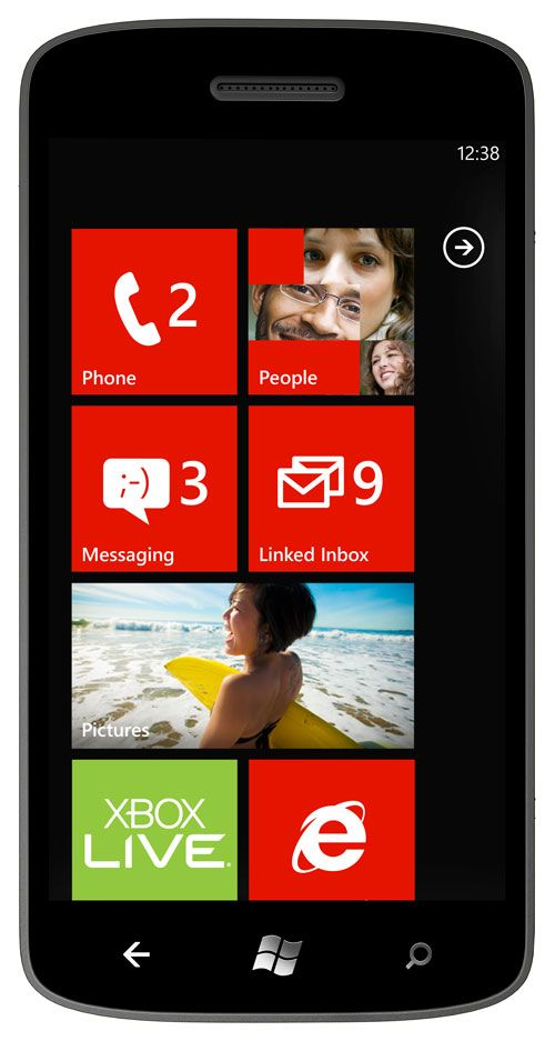 The story behind the Windows Phone 8 Start screen