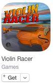Chord Racer, Violin Racer … Autorennen und dabei Akkorde und Noten lernen by Stefan Gisler | posted in: 0. Instrumente, 0a. Tasteninstrumente, 0b. Zupfinstrumente, 0c. Streichinstrumente, 0d. Blasinstrumente, 0e. Schlaginstrumente, 0f. Gesang, 2. Musik lernen, 3. Musiktheorie, 3a. Harmonielehre, Apple (iOS), Apps, Geige, Gitarre | 0