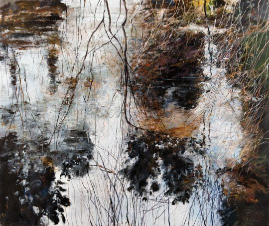 Gordon Smith Winter Pond