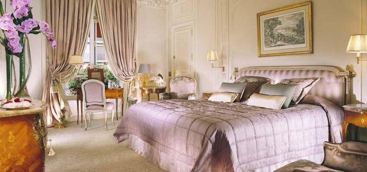 Luxury Hotel Rooms Suites Paris