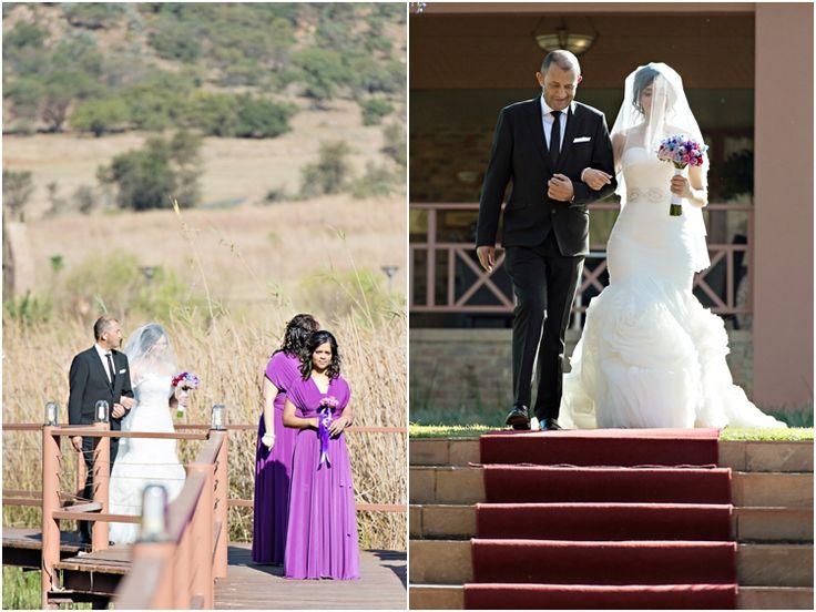 Andrea & Nuno's wedding at Kloofzicht Lodge wedding venue.  #atGuvon #HitchedAtGuvon #southafricanwedding