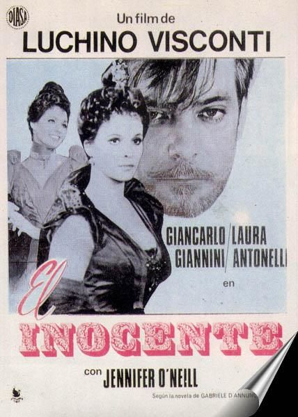 L'Innocente (1976) poster