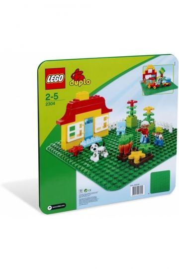 LEGO Duplo - Byggeplade - 2304