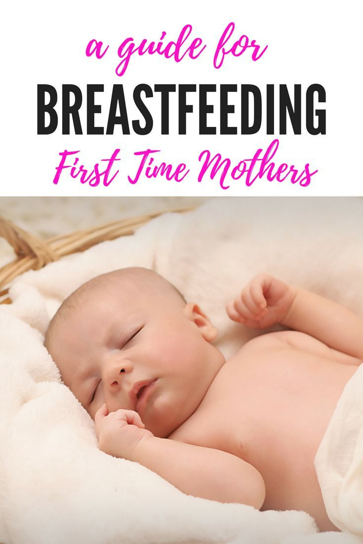 breastfeeding guide for new mothers