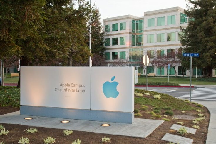 Apple Headquarters in Cupertino CA  the same city where Steve