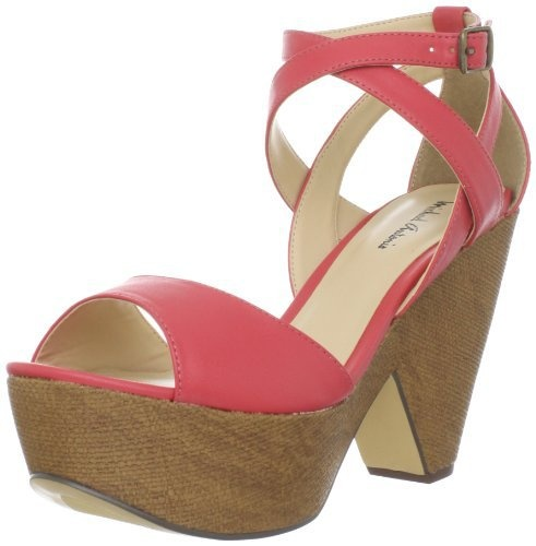 Michael Antonio Women's Gota Wedge Sandal - designer shoes, handbags, jewelry, watches, and fashion accessories   endless.com