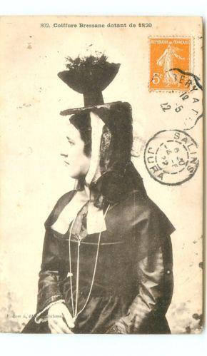 71 Folklorecoiffure Bressanne | eBay