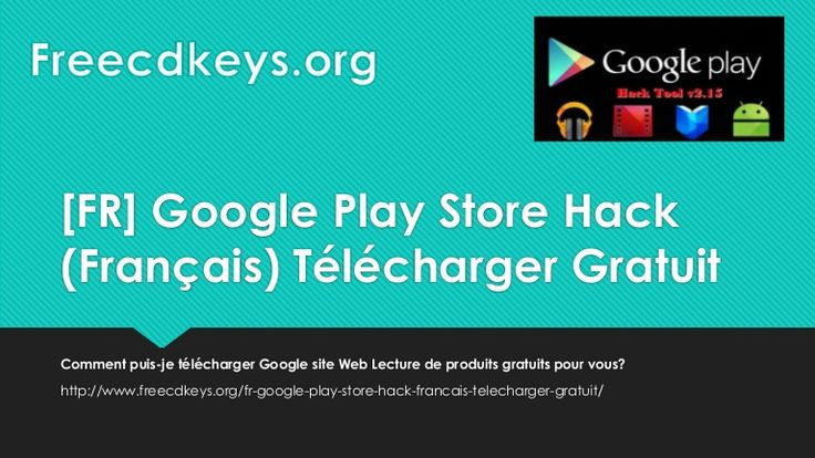 hacking google play store.