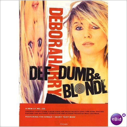 Def dumb blonde she the