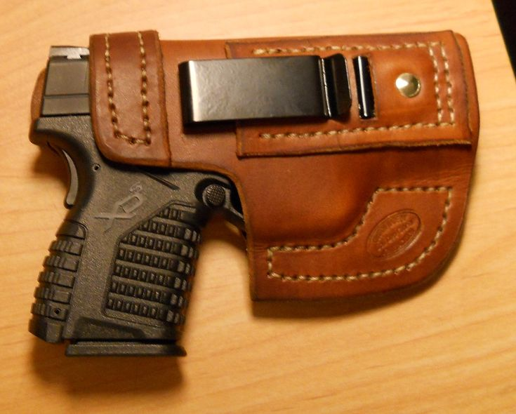 XDs and Sig P938