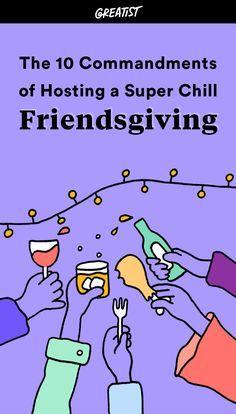 Pass the turkey, bro. #friendsgiving #ideas http://greatist.com/eat/friendsgiving-ideas-for-stress-free-party-hosting