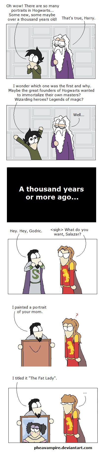 Harry Potter Humor >>> oh wow it went in a complete different direction than I expected