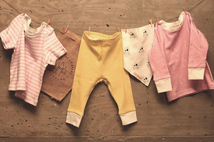 Having a baby girl? Have a gander at these pieces you can mix and match.