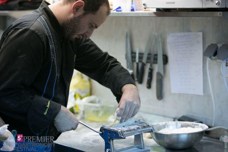 Chef Marc Vaca - Le Cordon Bleu Fine Dining Techniques 5th Gastronomy Festival