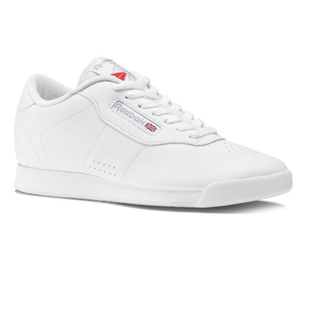 Resultado de imagen para zapatillas blancas para dama reebok
