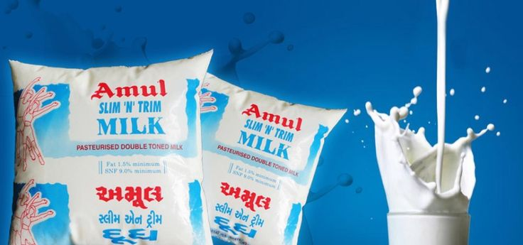 Amul Raises Milk Prices By Rs.2 In Gujarat And Maharashtra